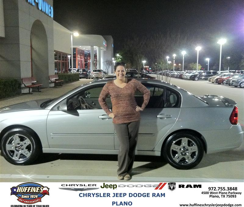 Thank You To Stephanie Knight On Your New 2006 Chevrolet
