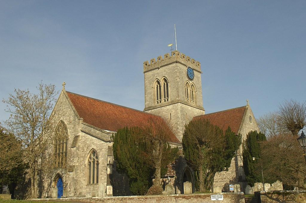Church Peter Amp Paul Ringwood Hampshire The
