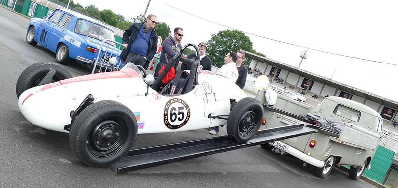 Porsche racer monoplace base 356 - Autodrome Linas Montlhéry 27092779314_9da9e6b2f4_c