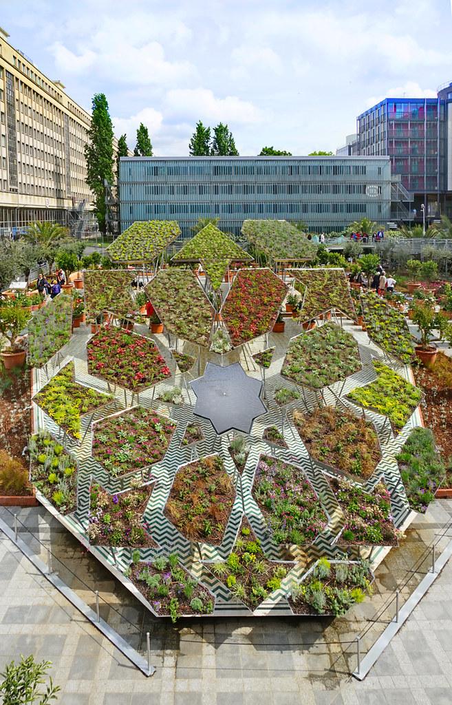 Jardins d 39 orient de l 39 alhambra au taj mahal institut du for Au jardin de jean pierre inc