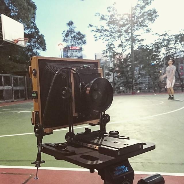 Nikon 90mm f4.5 617正片試拍