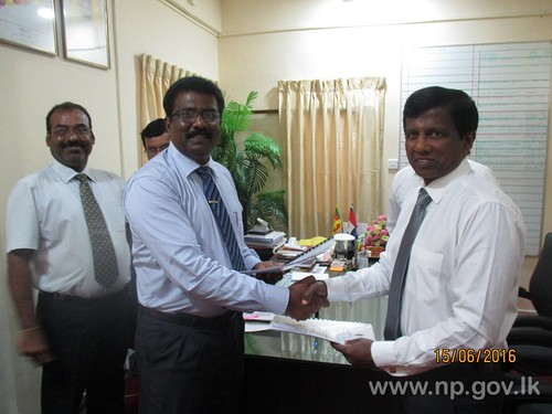 MoU signed between NPC and Road Development Authority for iRoad Programme