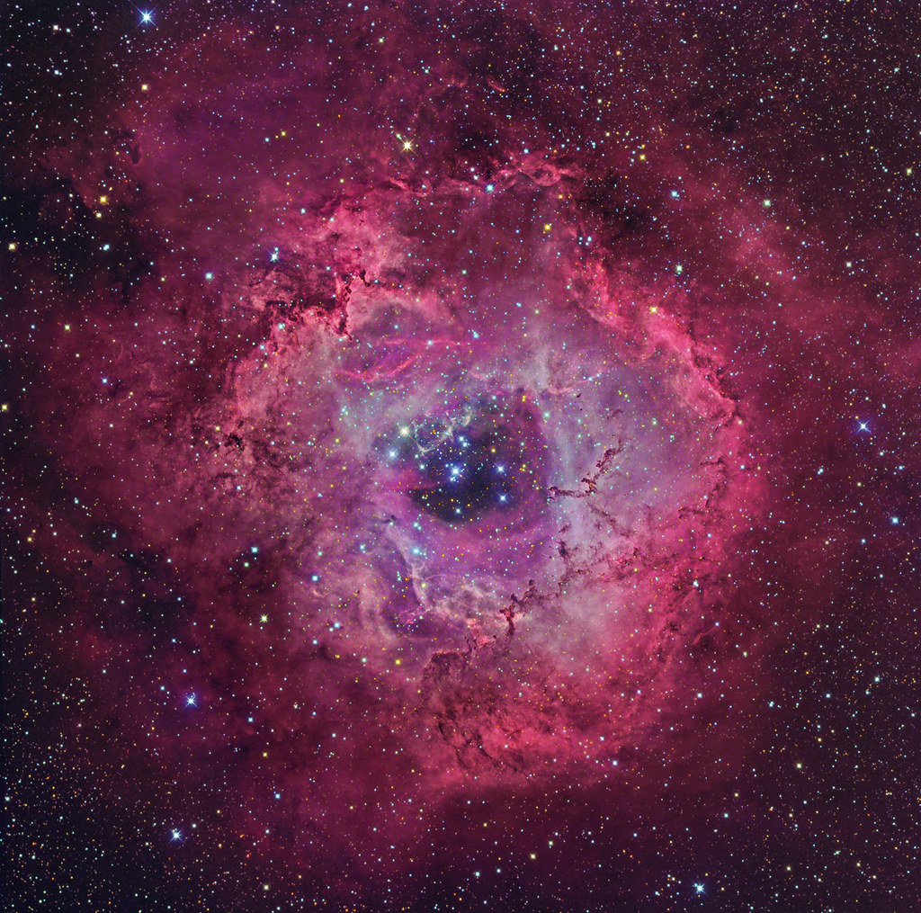 Tunnel of Fire | This beautiful nebula in Monoceros is ...