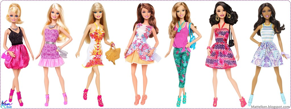 Barbie Fashionista Dolls 2014 Line Barbie amp Friends