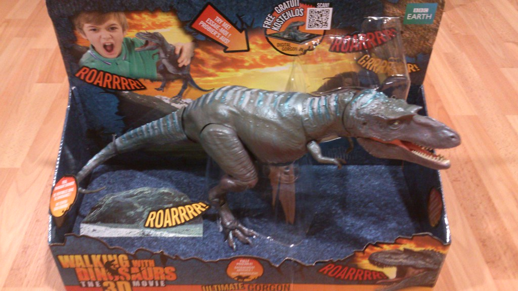 Walking With Dinosaurs 3d Toys Gorgon Walking With Dinosaurs...