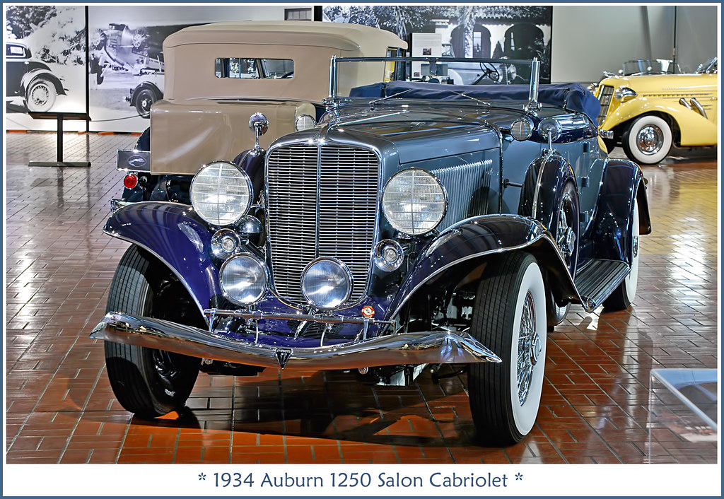 1934 auburn salon cabriolet visit to the gilmore car for 1934 auburn 1250 salon cabriolet