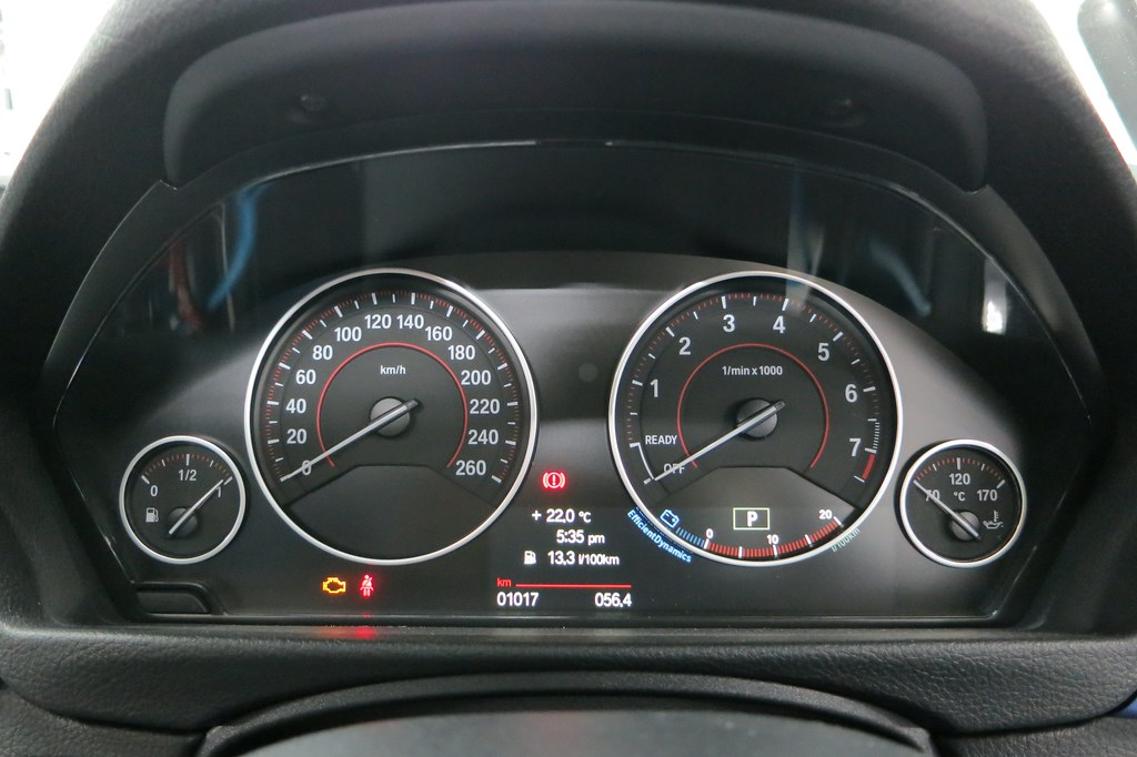 F30 F31 F32 F34 Extended Instrument Cluster S6waa Re