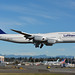 Lufthansa Boeing 747-8i D-ABYS