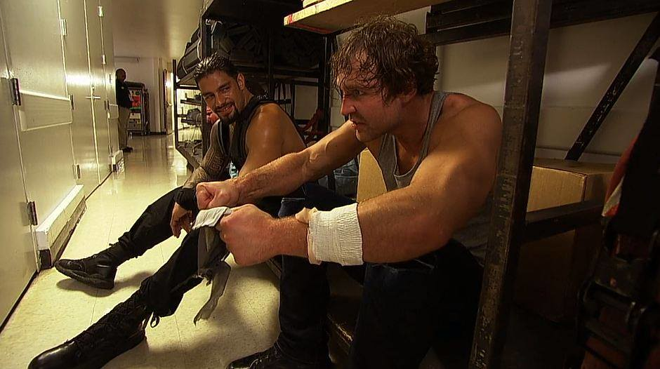 Roman Reigns and Dean Ambrose | Tiffany Windham | Flickr
