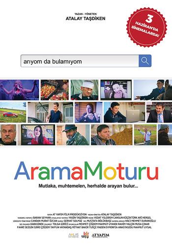 Arama Moturu (2016)