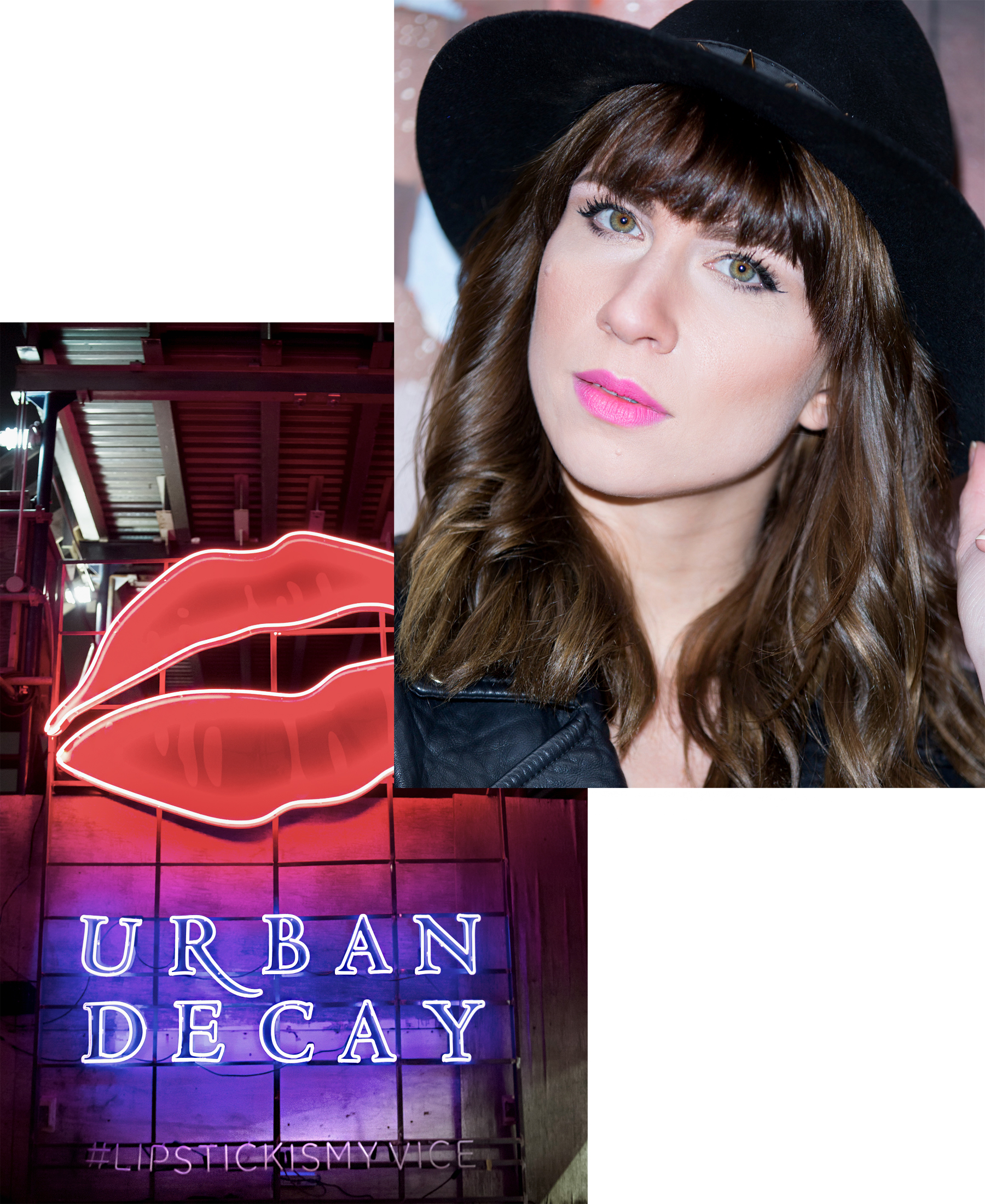 lipstickismyvice ruby rose new york city event urban decay lipstick party backyard industrial party brooklyn beauty beautyblogger makeup rock'n'roll chic fashionblogger germany cats & dogs ricarda schernus blogger 2