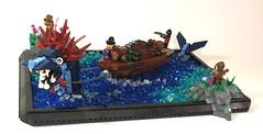 Serpent Towed Trade Barge by dzambito42