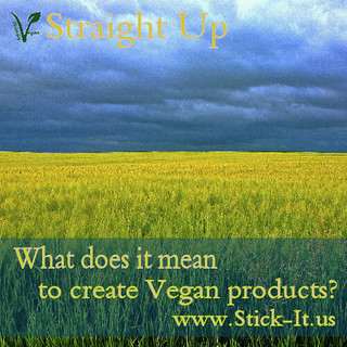 Stick-It.us Vegan Deoderant Stick
