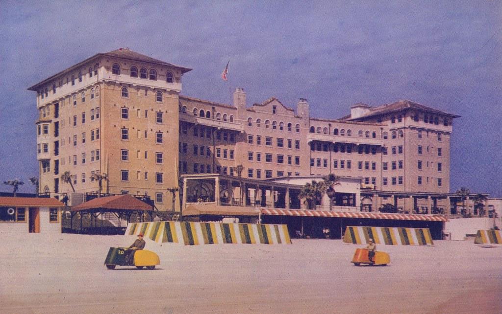 The Plaza Hotel Daytona Beach