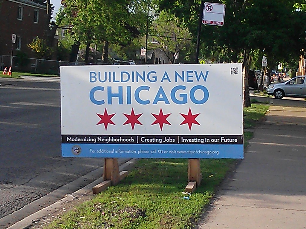 Building A New Chicago Creating Jobs Arvell Dorsey Jr