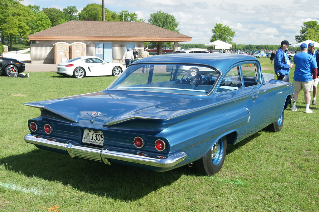 60 Chevrolet Biscayne | Inaugural 10,000 Lakes Concours d ...