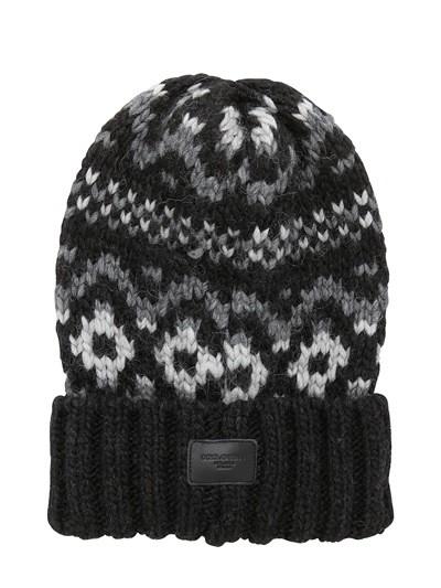 Knitting Pattern For Norwegian Hat : DOLCE & GABBANA NORWEGIAN PATTERN KNIT HAT Fashion Fall Wi? Flickr