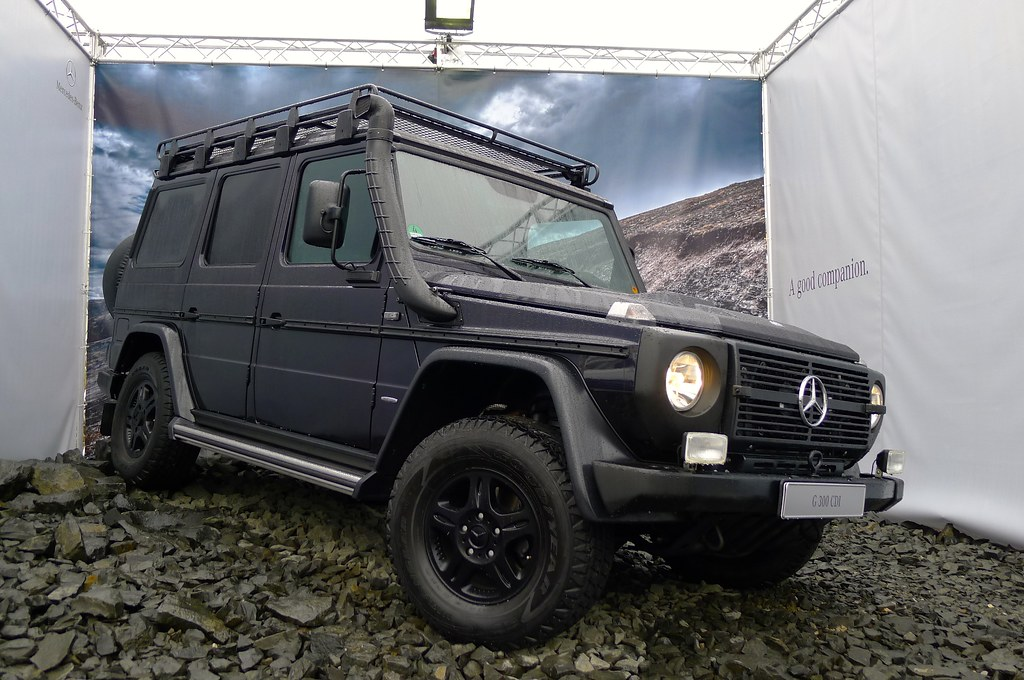 Mercedes-Benz G300 CDI Professional | Follow us on www ...