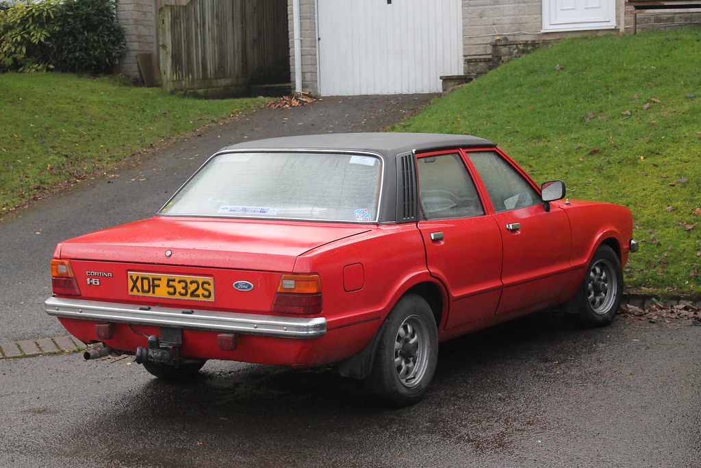 1978 Ford Cortina 1600 Base Another Mk Iv Supposedly