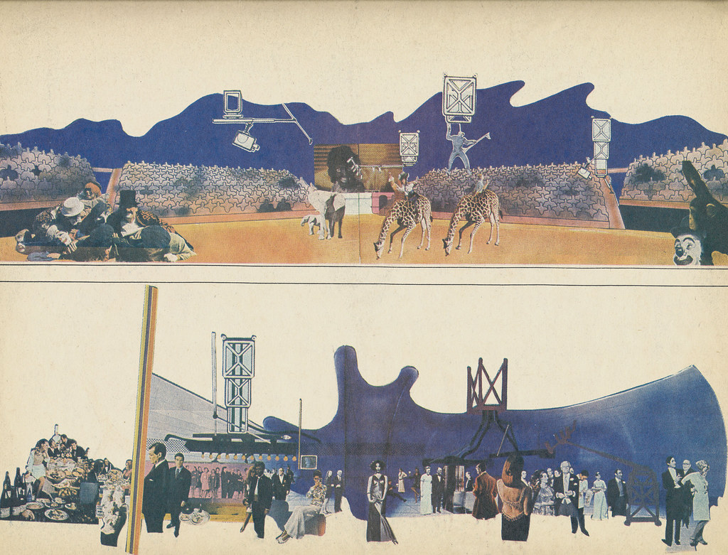 Archigram, Monte Carlo Competition, 1969 | Peter Cook ...