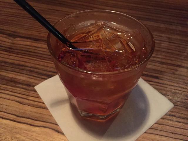 Old Scratch cocktail - Jackalope