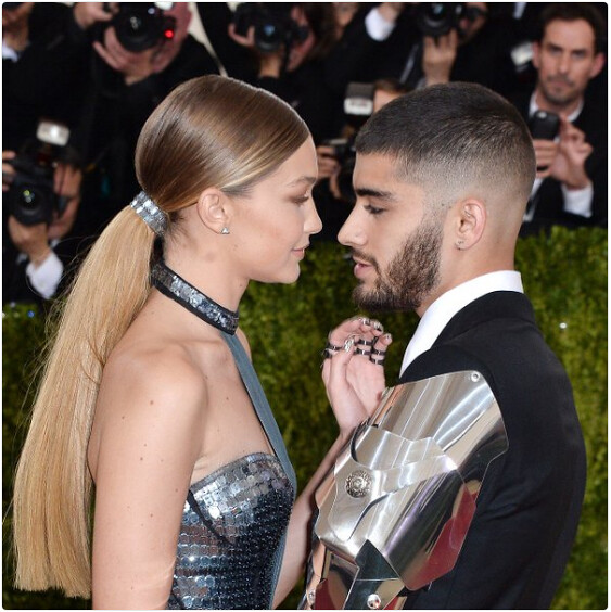 Zayn Malik Designed His Met Gala Outfit in a Nod to Mortal Kombat and the Late Prince, and It's Terrific http://ift.tt/28K6RYR