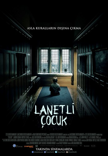 Lanetli Çocuk - The Boy (2016)