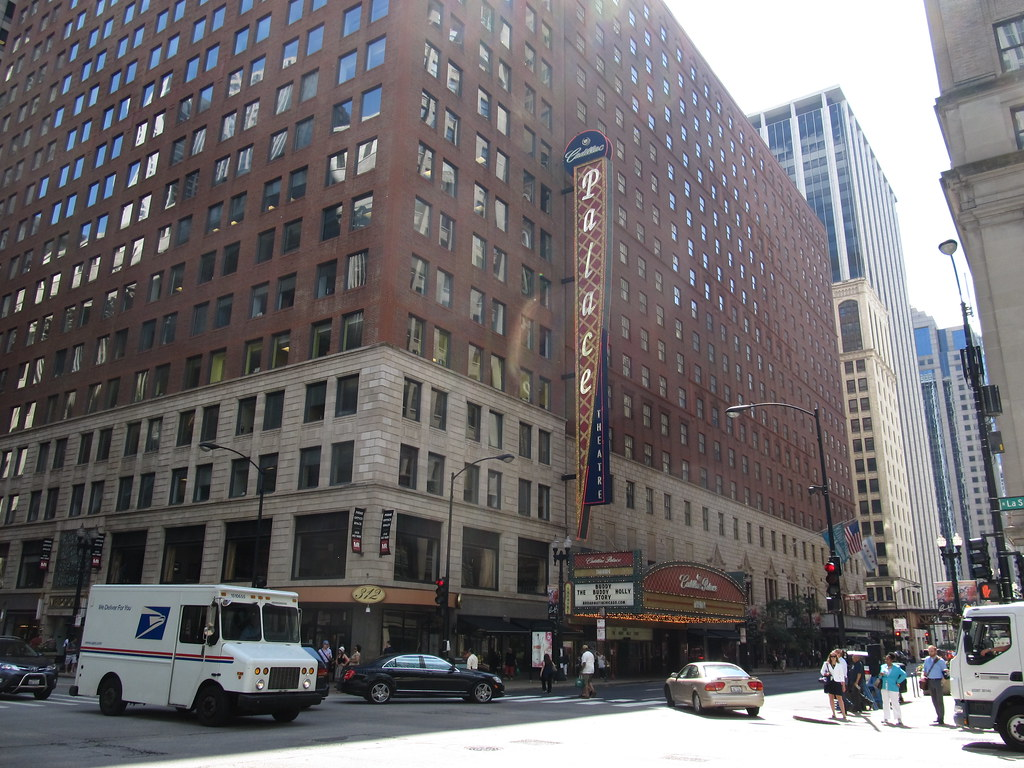 Cadillac Palace Theatre, Chicago Loop, Chicago, Illinois ...
