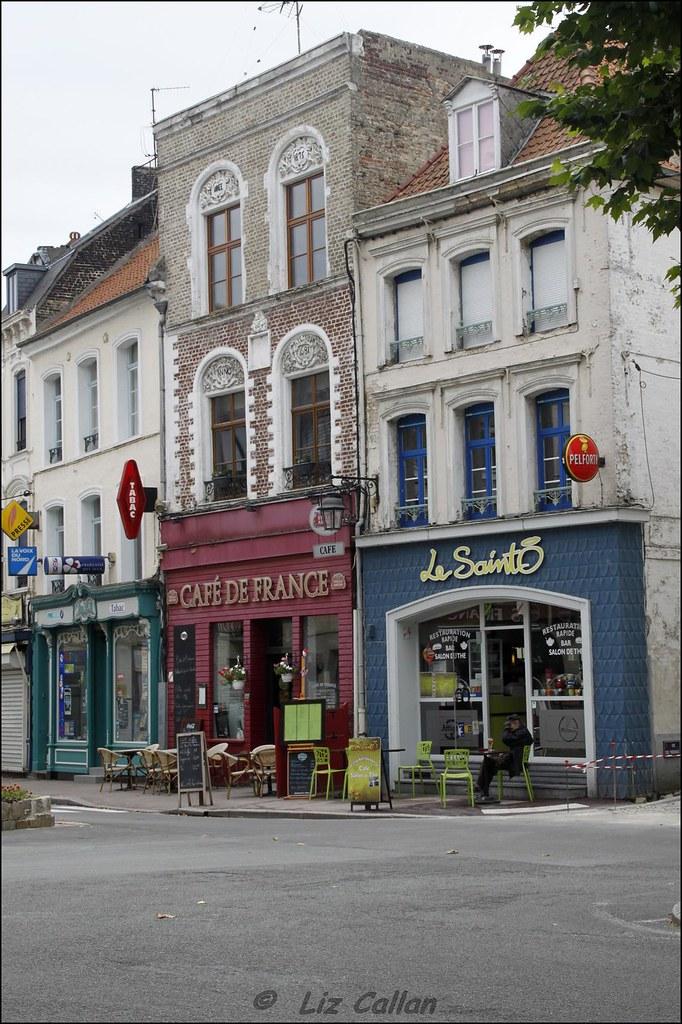 Cafe Saint Omer