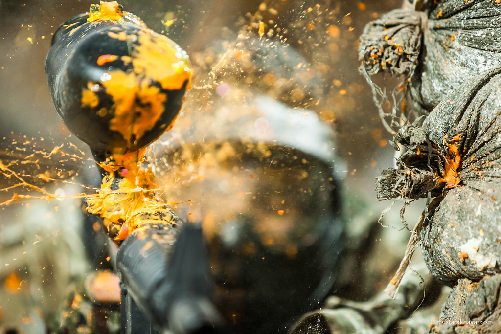 Blue Paintball 32 | Amazing time at the photoshoot for