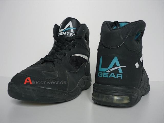 vintage la gear la lights basketball sport shoes origina flickr. Black Bedroom Furniture Sets. Home Design Ideas