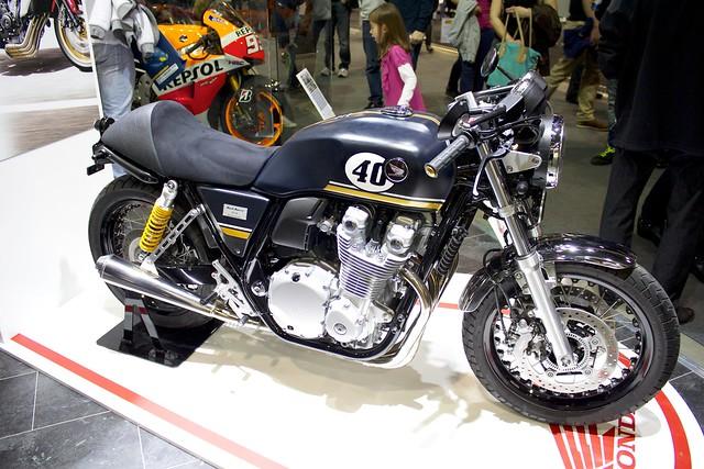 Film Moto Cafe Racer