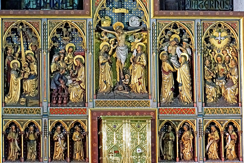 Belgium-5660 - Altar Screen