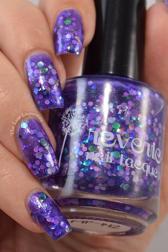 Reverie Nail Lacquer Mystery Prototype Swatch