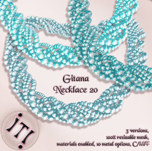 !IT! - Gitana Necklace 20 Image
