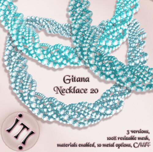!IT! - Gitana Necklace 20 Image