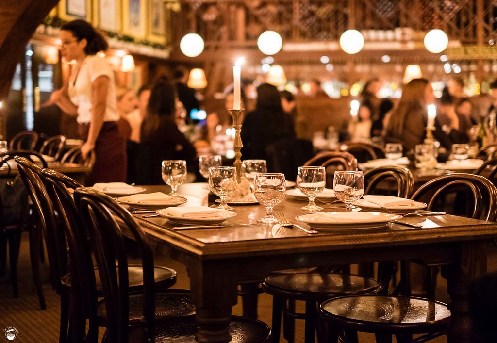 Restaurant Hubert Sydney