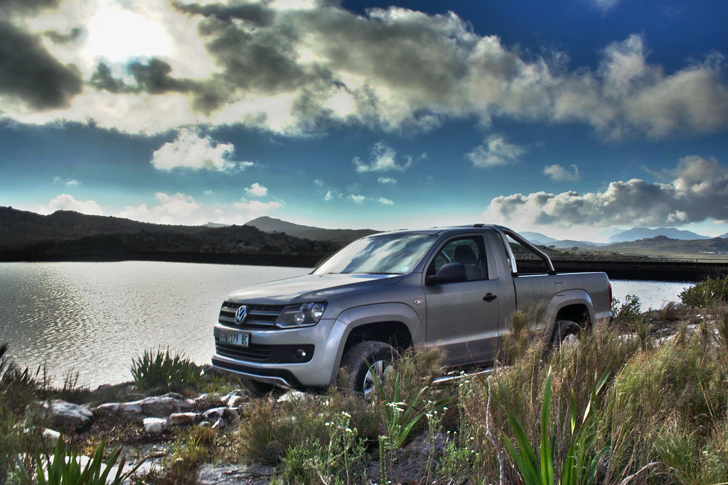 volkswagen amarok single cab we tested the amarok for. Black Bedroom Furniture Sets. Home Design Ideas