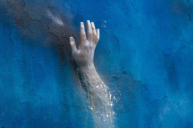 Muro azul - 84