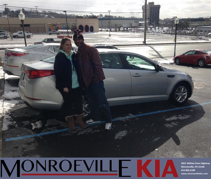 Hartford Mazda: Thank You To Heather Hartford On Your New 2013 #Kia #Optim