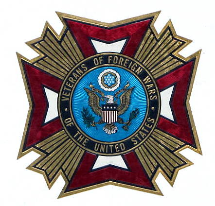 Vfw Crest Veterans Of Foreign Wars Of The United