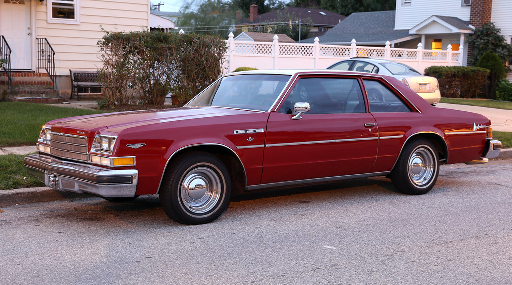1979 Buick LeSabre Coupe | With the base V8 engine, a 301 ci… | Flickr