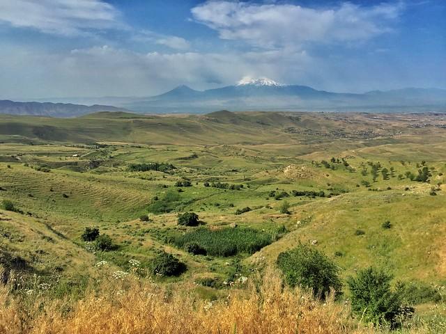 Paisaje en Armenia