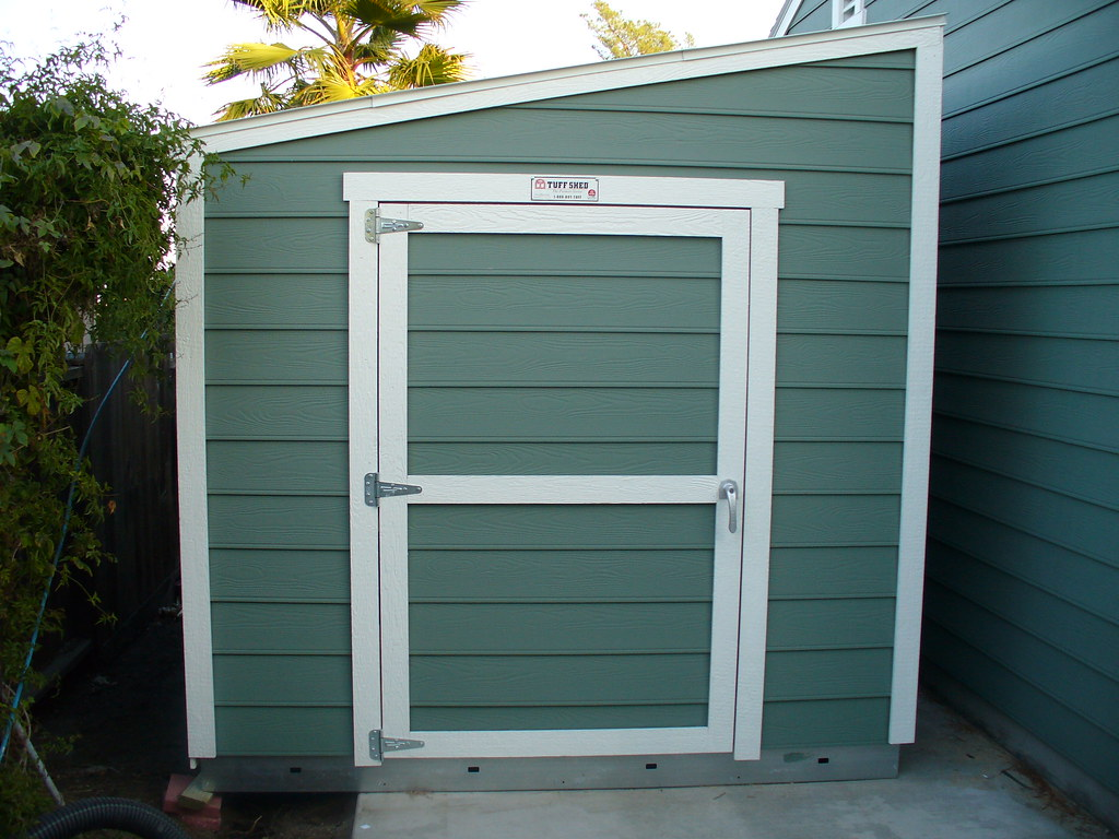 Tuff Shed Carports : Premier lean to tuff shed flickr