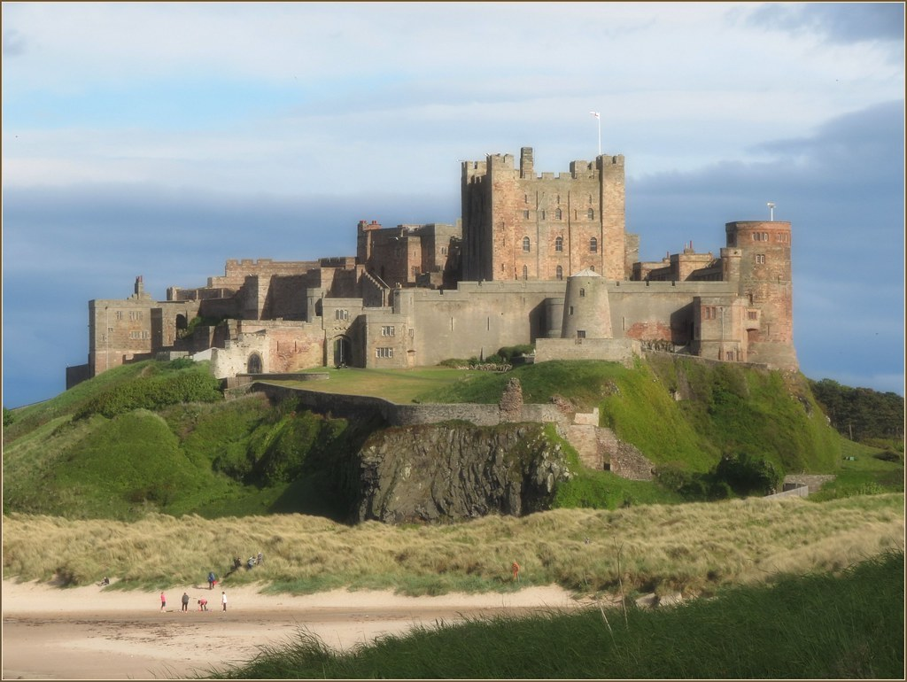 bamburgh castle - photo #11