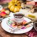 Afternoon Tea Fall Setting