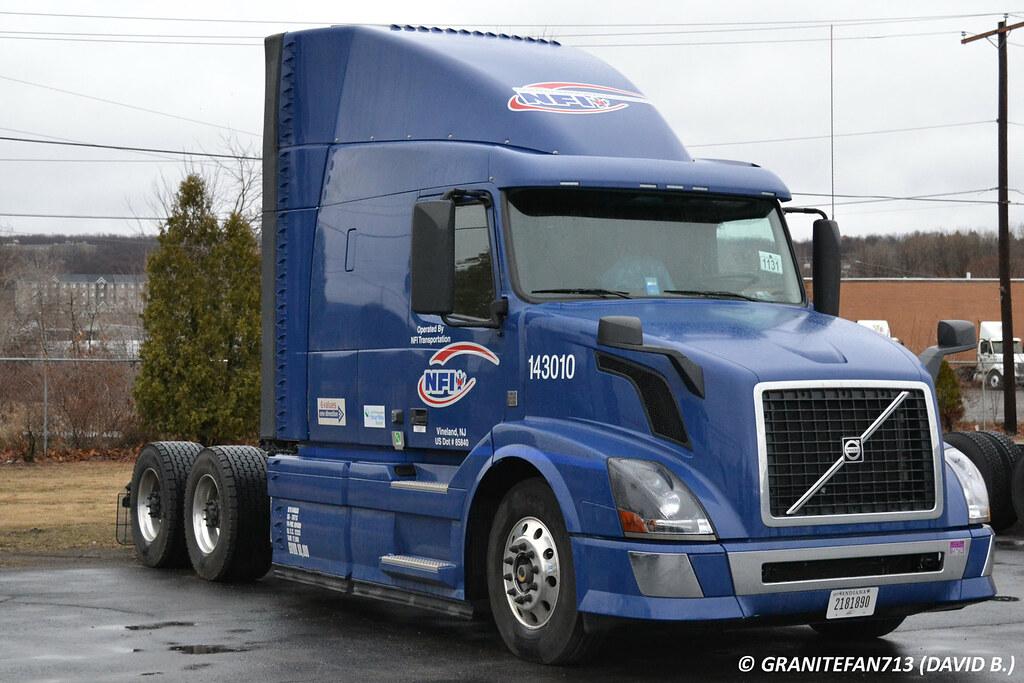 NFI 2014 Volvo VNL630   Trucks, Buses, & Trains by granitefan713   Flickr