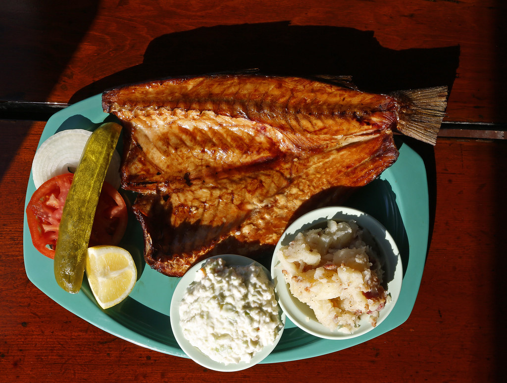 Ted peter 39 s famous smoked fish ted peter 39 s famous smoked for Ted peters smoked fish