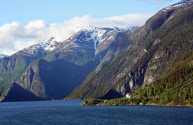 Sognefjorden (Noruega)