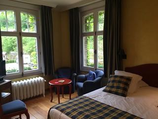 Habitación de hotel en Valonia